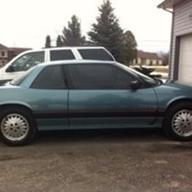 Buick Regal Gs For Sale: Best 1993 Buick Regal Gs For Sale In Shawville, Quebec For