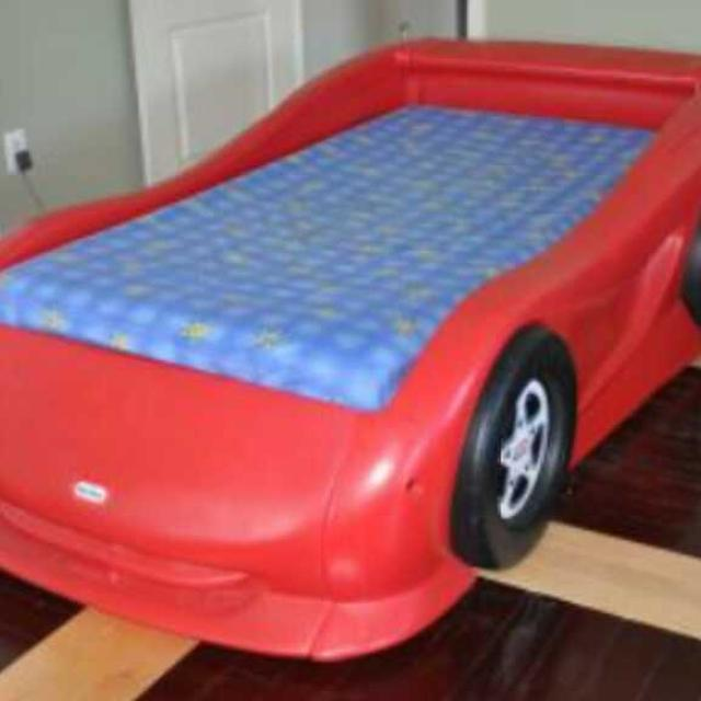Red Little Tikes Car Bed. Find more Red Little Tikes Car Bed for sale at up to 90  off