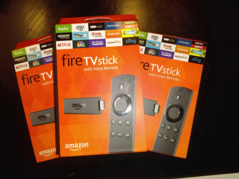 Amazon firestick jailbroken