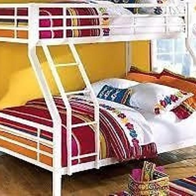 Ashley Furniture Texas Locations: Best Ashley Caspian Twin Over Full Bunk Bed For Sale In