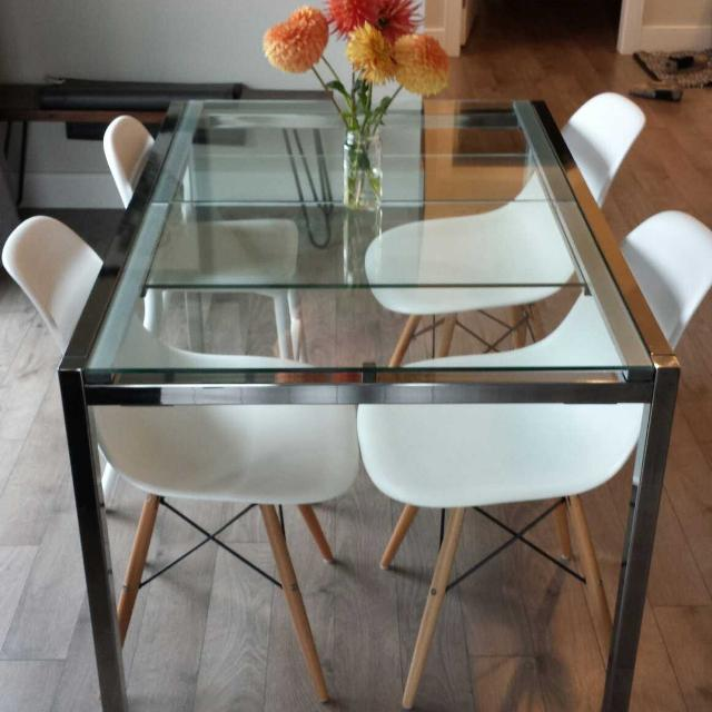 Ikea Glivarp Dining Table