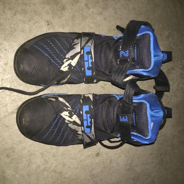 ad50a24e3bc86 Find more Nike Lebron Soldier 7 s for sale at up to 90% off