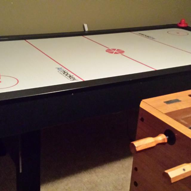 Find More Brunswick Full Size Air Hockey Table For Sale At Up To 90 Off
