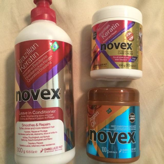Find More Novex Hair Products All New 10 For All 3 For Sale At Up To 90 Off