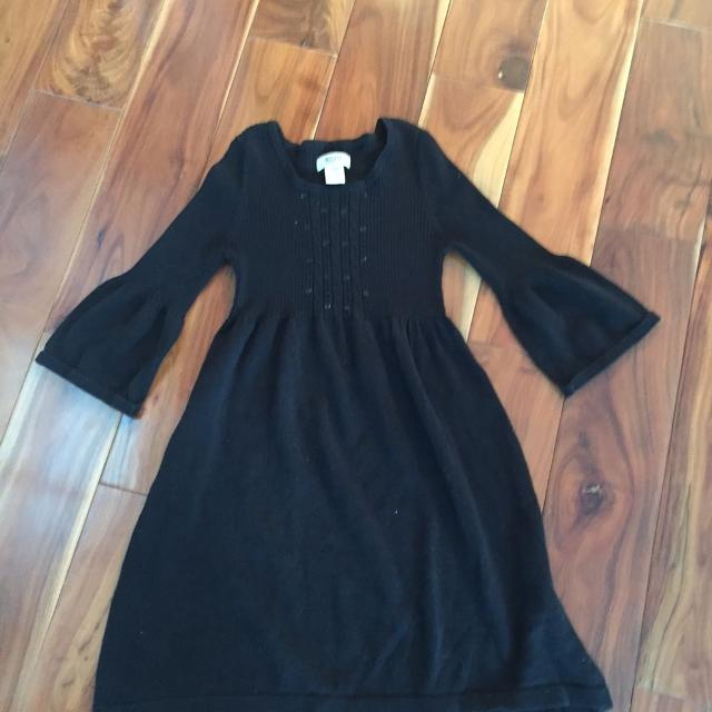 Best Girls Size 1012 Black Sweater Dress For Sale In Port Huron