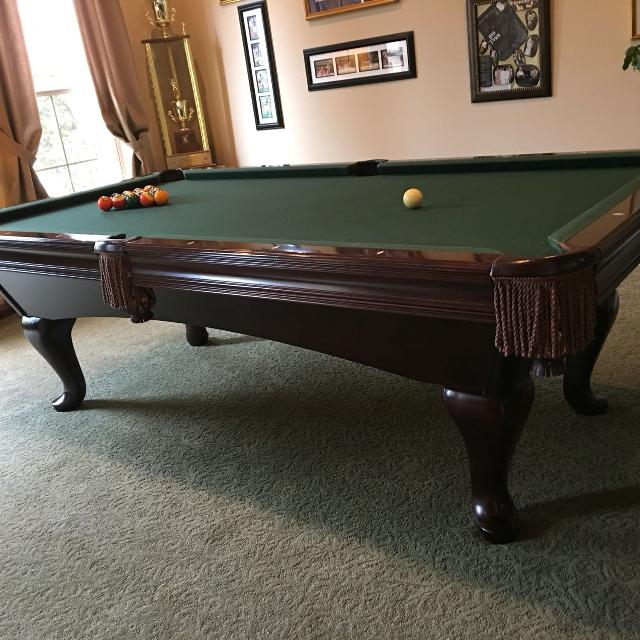 Best Brunswick 8ft Pool Table for sale in Chalmette, Louisiana for