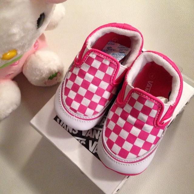 Find more Vans Classic Slip-on Baby Shoe (checkerboard) for sale at ... a6d0c5e41