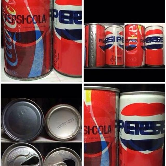 find more misprinted coke pepsi cans for sale at up to 90 off
