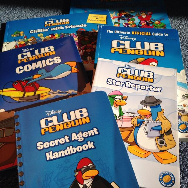Best Club Penguin Books For Sale In Dollard Des Ormeaux Quebec For 2019