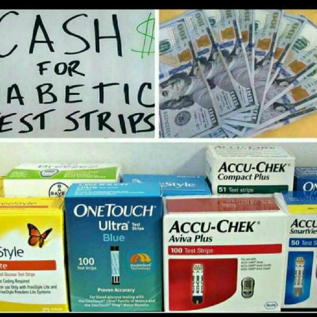 Best I Will Give You My Cash For Diabetic Test Strips For Sale