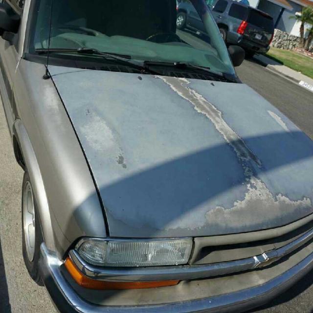 2003 Chevy s10