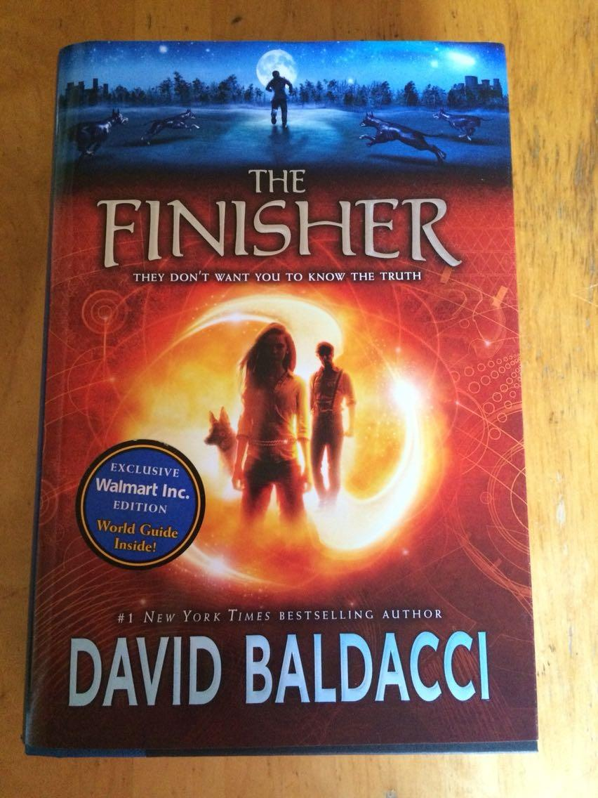 Best The Finisher By David Baldacci for sale in Keswick, Ontario for 2018