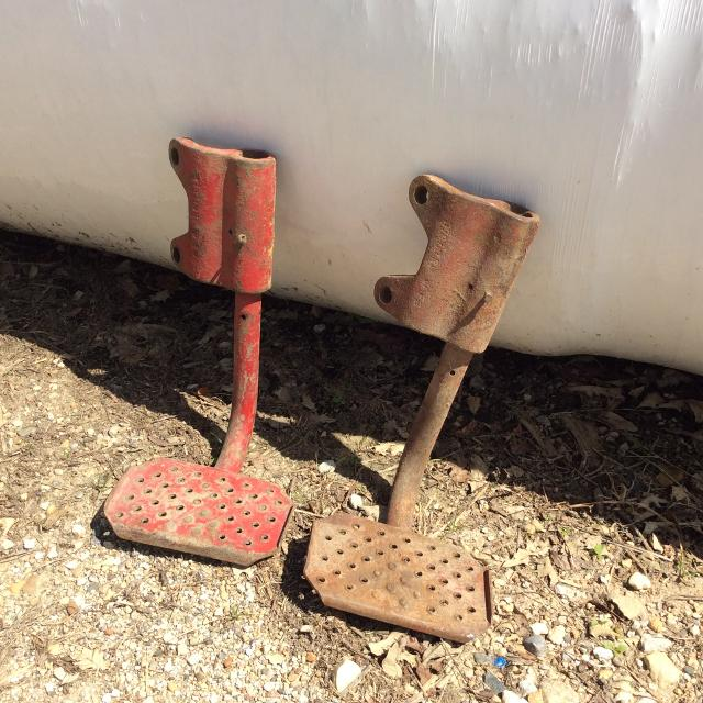 Find More Farmall 706 806 1206 Ih Tractor Step Brackets