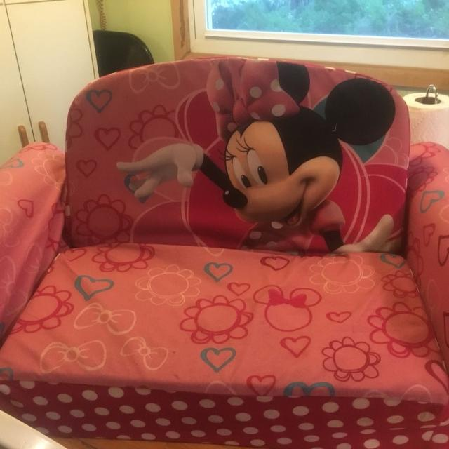 Find More Minnie Mouse And Daisy Couch Bed For Sale At Up To 90 Off