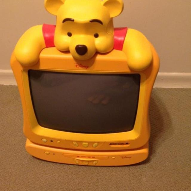 24e11ce83490 Best Winnie The Pooh Tv And Dvd Player for sale in Oakville