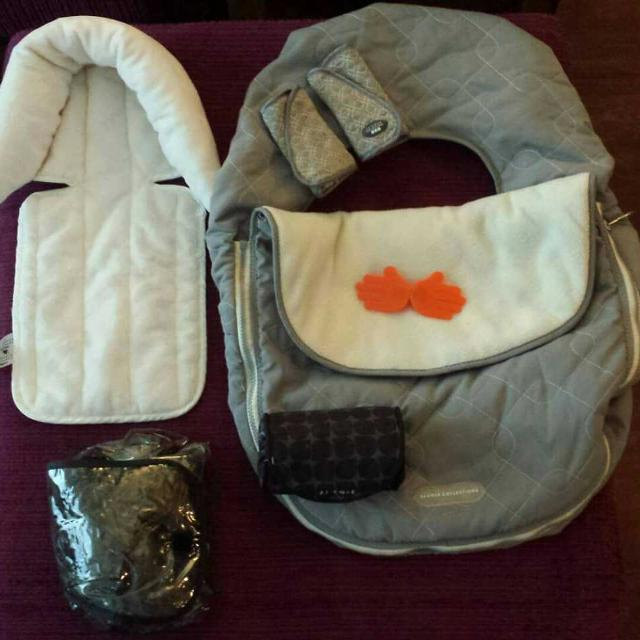 Winter Car Seat Cover Kit For Infant