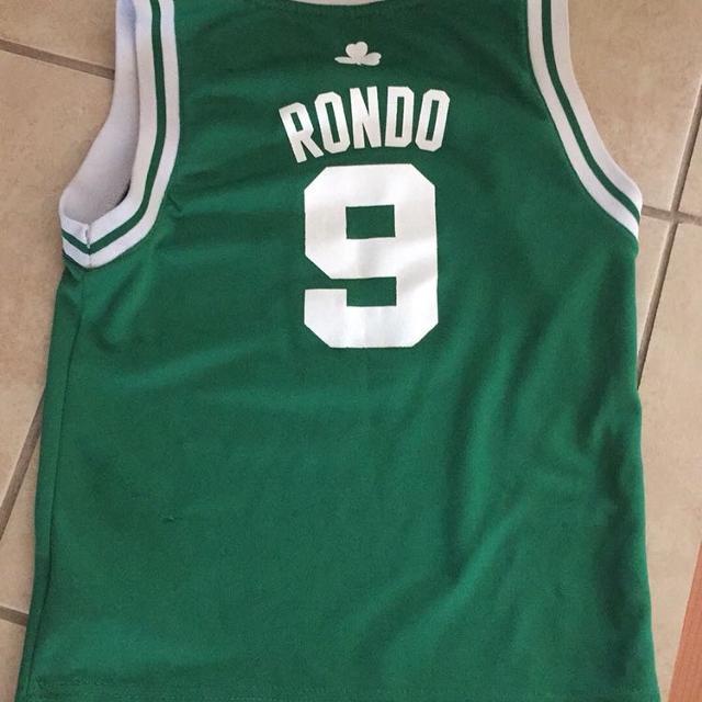 buy popular fde34 a8fb6 Boys Celtics Jersey