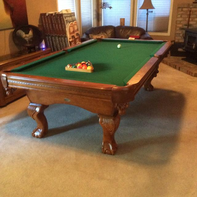Find More Claw Foot Pool Table For Sale At Up To Off - Claw foot pool table