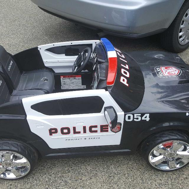 Find More Power Wheels Police Car (hemi) For Sale At Up To