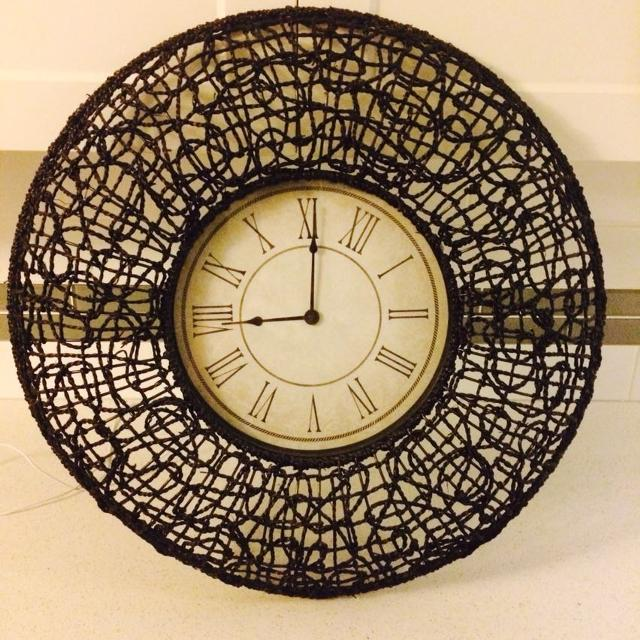 Find more Home Sense Wall Clock for sale at up to 90% off