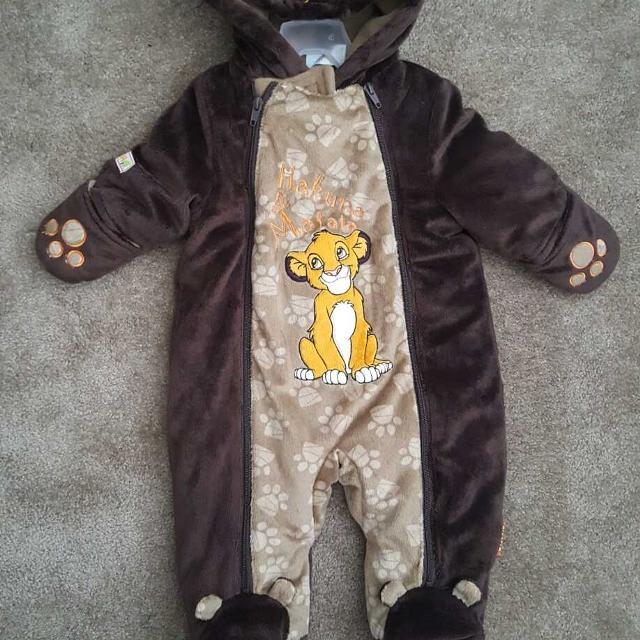 47bb0079f5c4 Find more Disney s Lion King One Piece Snow Suit for sale at up to ...