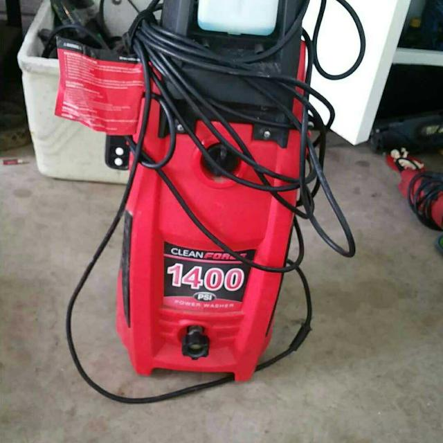 Best Clean Force 1400 Psi Pressure Washer For In Mt Juliet Tennessee 2019