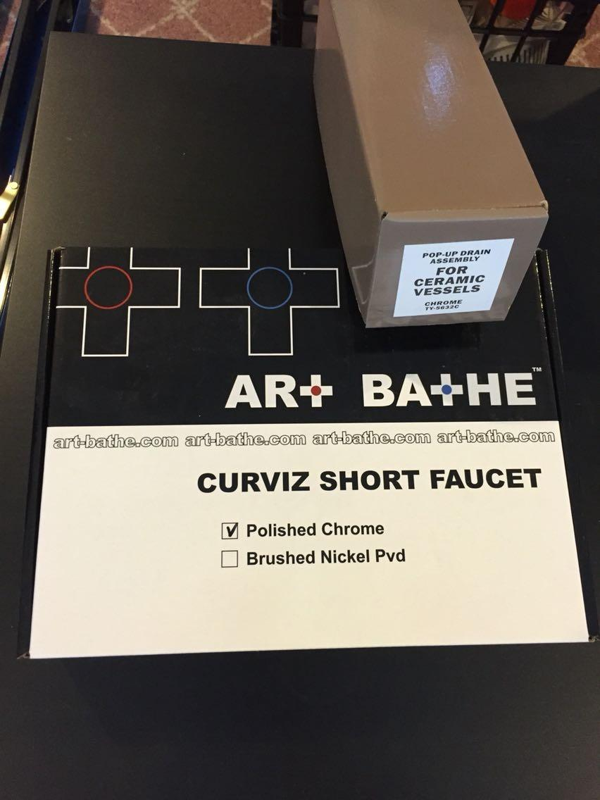 Find more Art Bathe Curviz Short Faucet for sale at up to 90% off