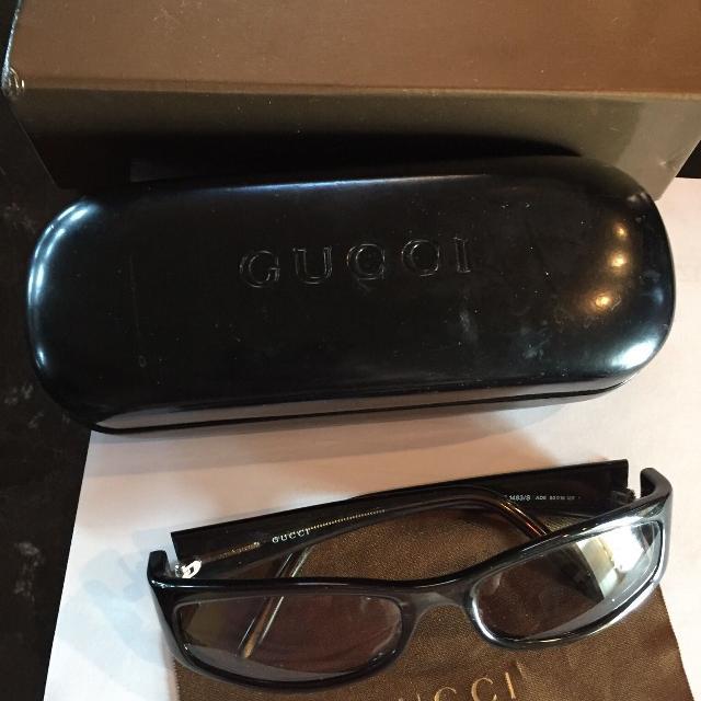 836f8990bf Best Genuine Vintage Gucci Sunglasses for sale in Windsor