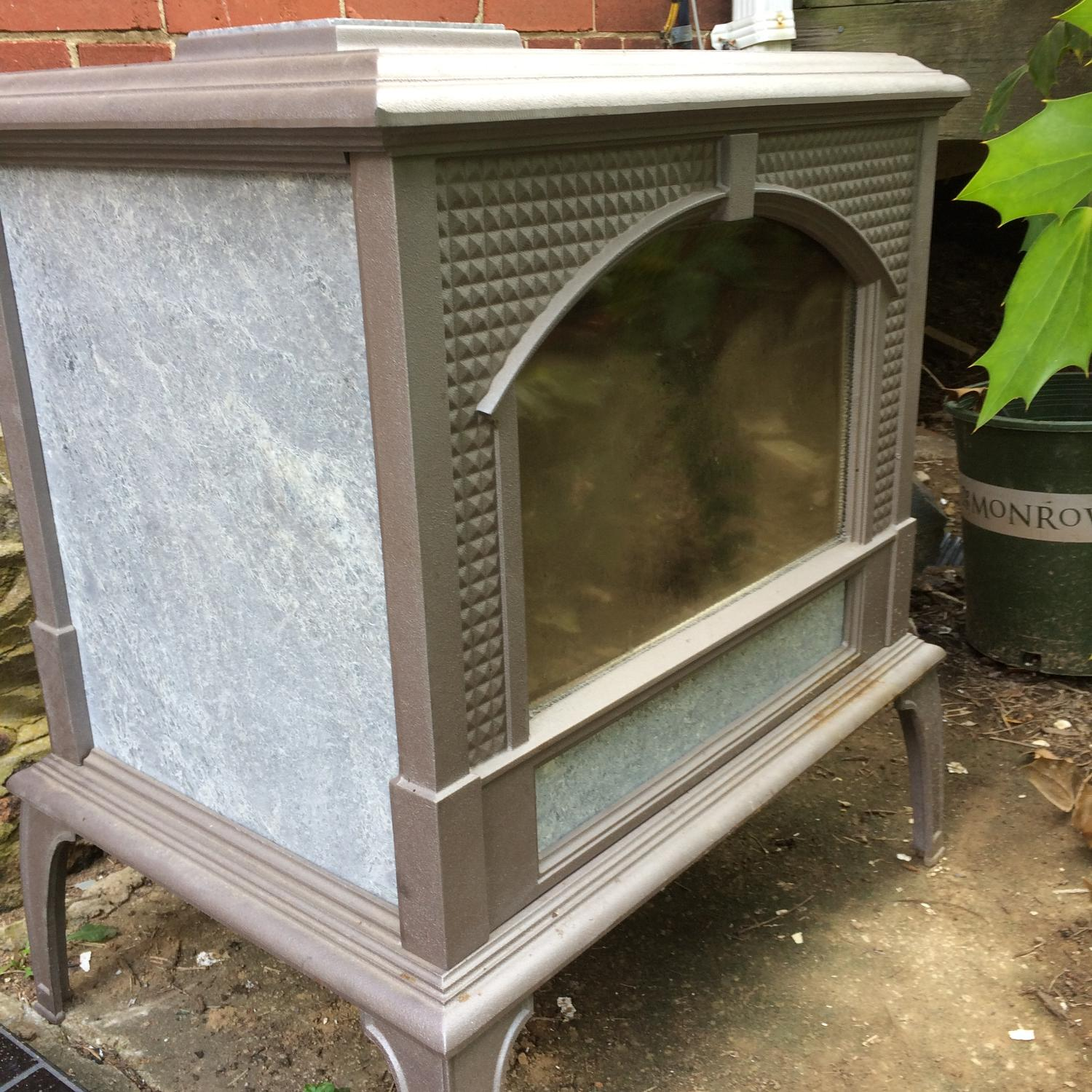 Find More Woodstock Soapstone Wood Stove Hardly Used For