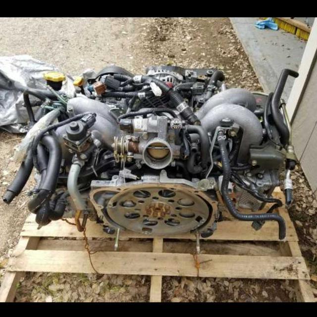 Subaru Impreza WRX 2005-Present JDM EJ25 Motor 2 5L DOHC