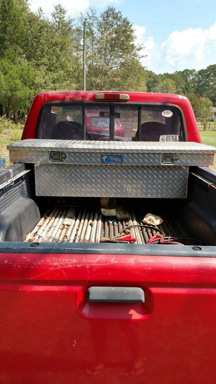 Best Uws Aluminum Crossover Truck Tool Box Tbs 54 Spla