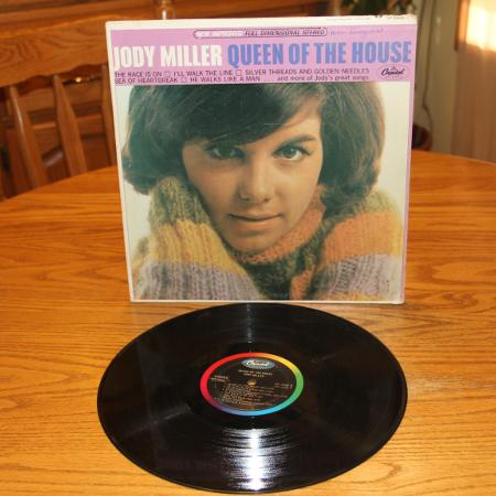 JODY MILLER - QUEEN OF THE HOUSE... for sale  Canada