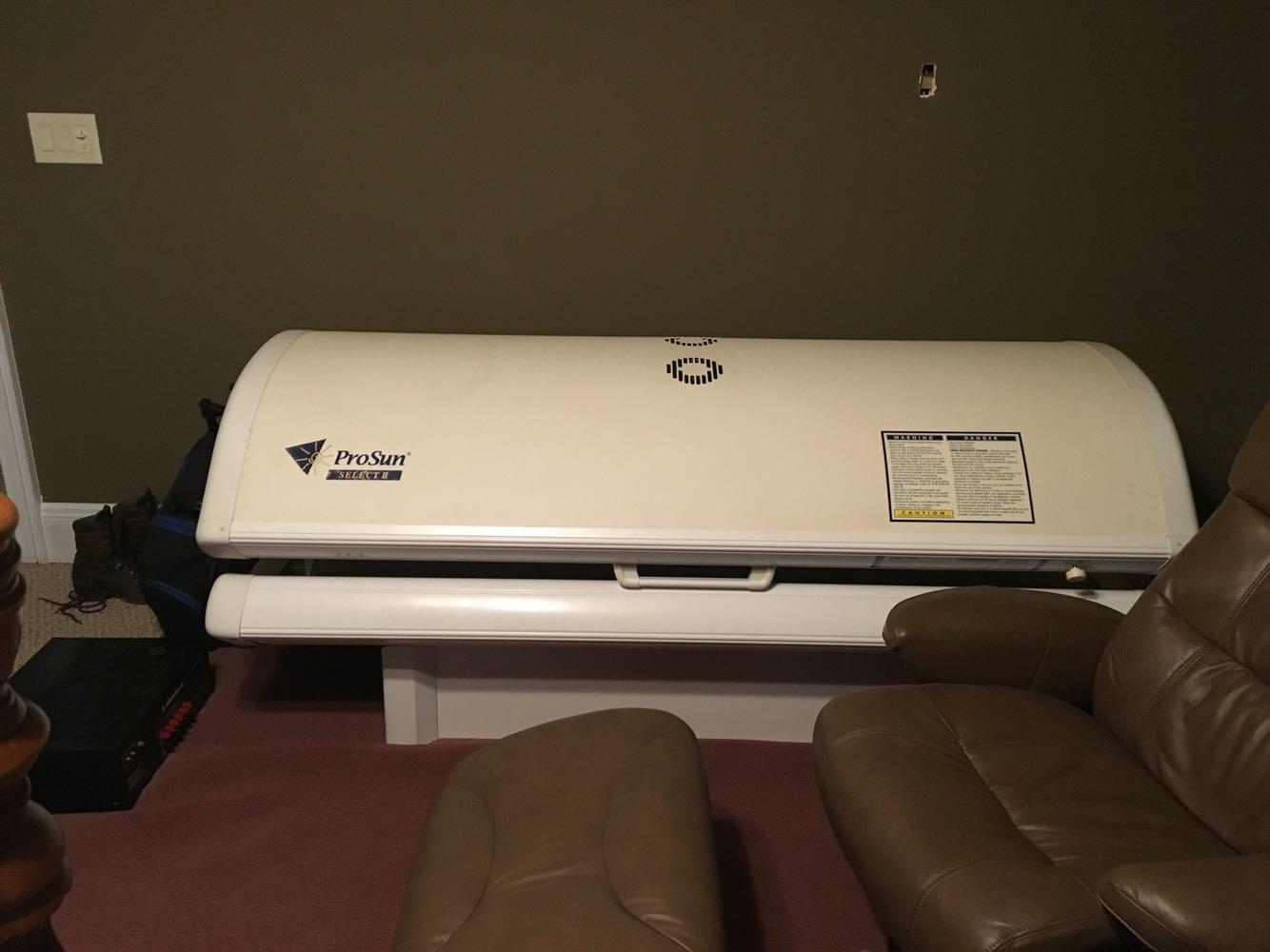 Best Prosun Select Ii 24 Tanning Bed For Sale For Sale In
