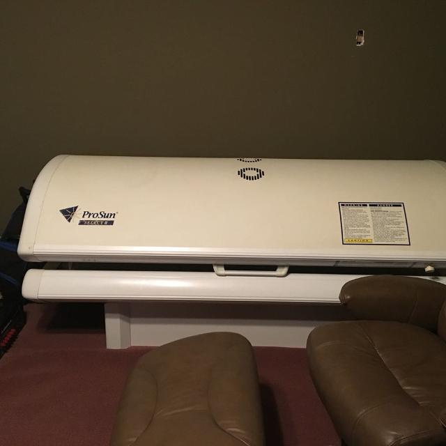 Prosun Select Ii 24 Tanning Bed For Sale