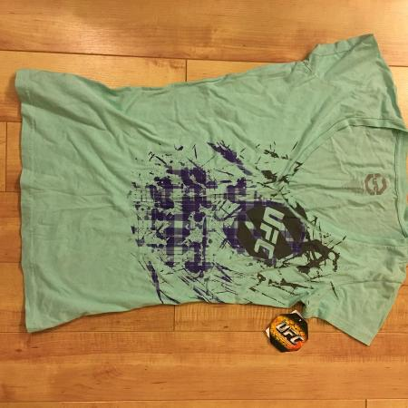 Used, UFC t-shirt for sale  Canada