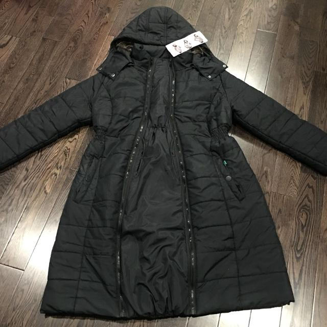 b6e9f0fcaf3f5 Find more Size Small Maternity Winter Jacket - Motherhood Maternity ...
