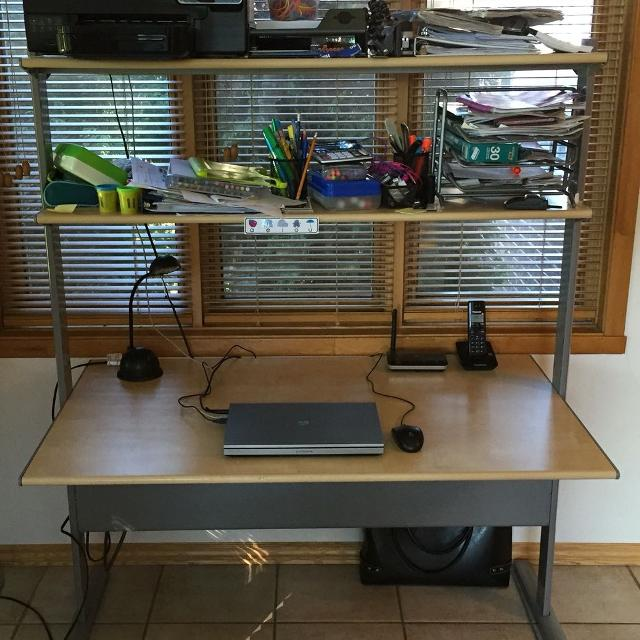 Find More Fredrik Ikea Computer Desk For Sale At Up To 90 Off