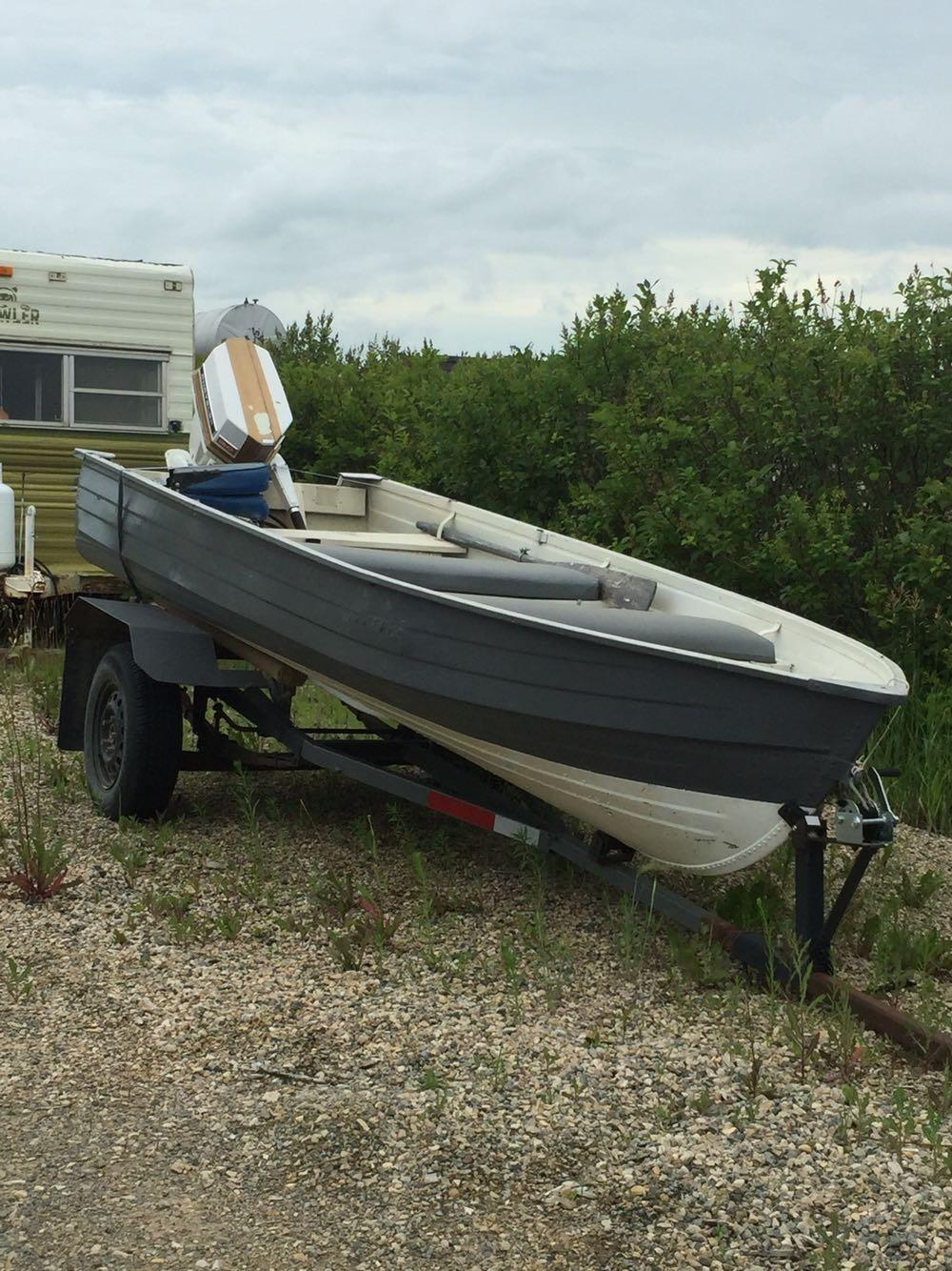 Find More 13 Ft Aluminum Boat For Sale At Up To 90 Off