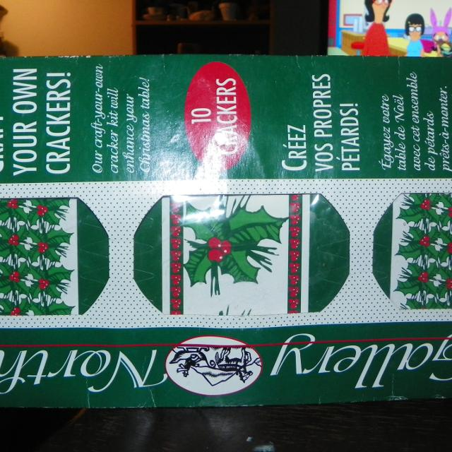 Find more create your own christmas crackers bnip for sale at up to create your own christmas crackers bnip solutioingenieria Image collections
