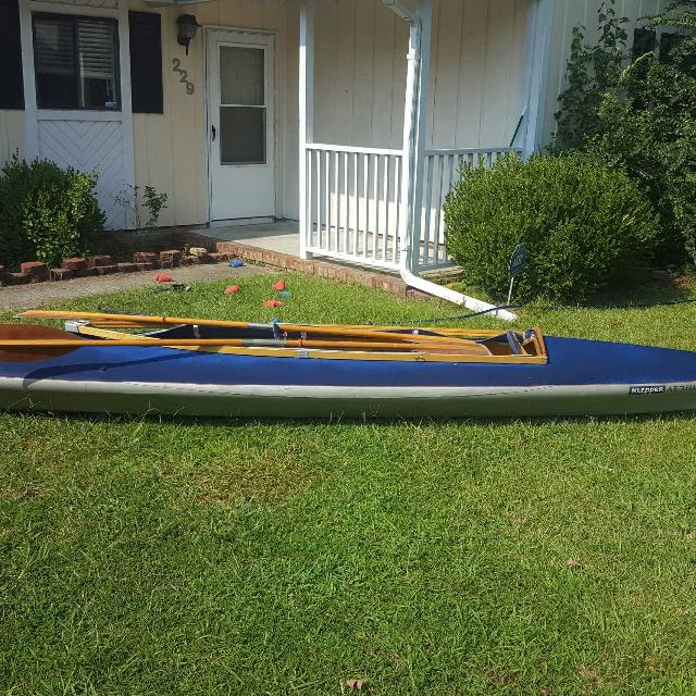 Klepper Aerius (Folding Kayak)
