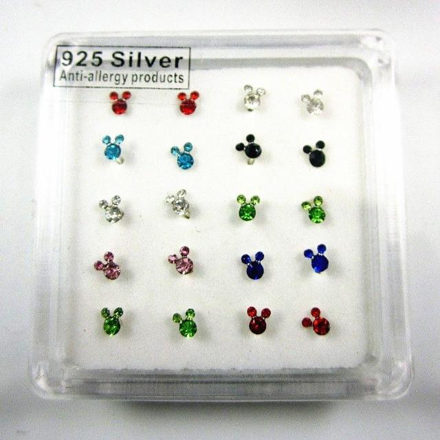 Best Nose Ring Mickey Mouse Multiple Colors To Choose From Price