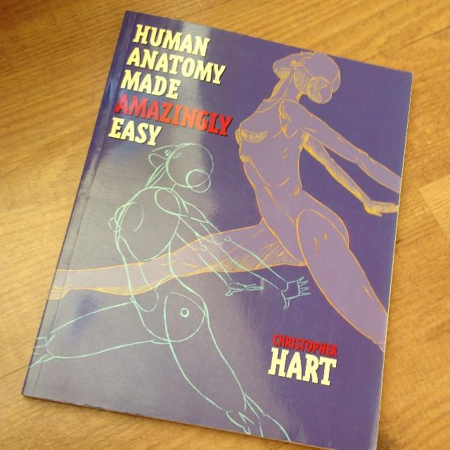 Best Price Reduced New Drawing Book Human Anatomy Made Amazingly