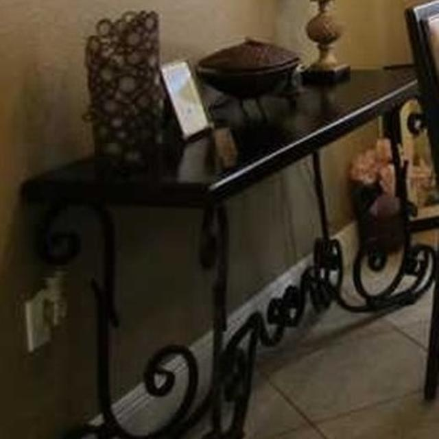 Best Pier 1 Imports Quentin Console Table for sale in Kendall ...