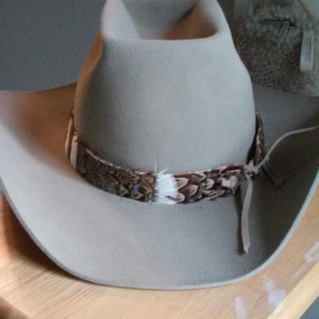 Best Vintage Cowboy Hat for sale in Arlington b573a7e2683