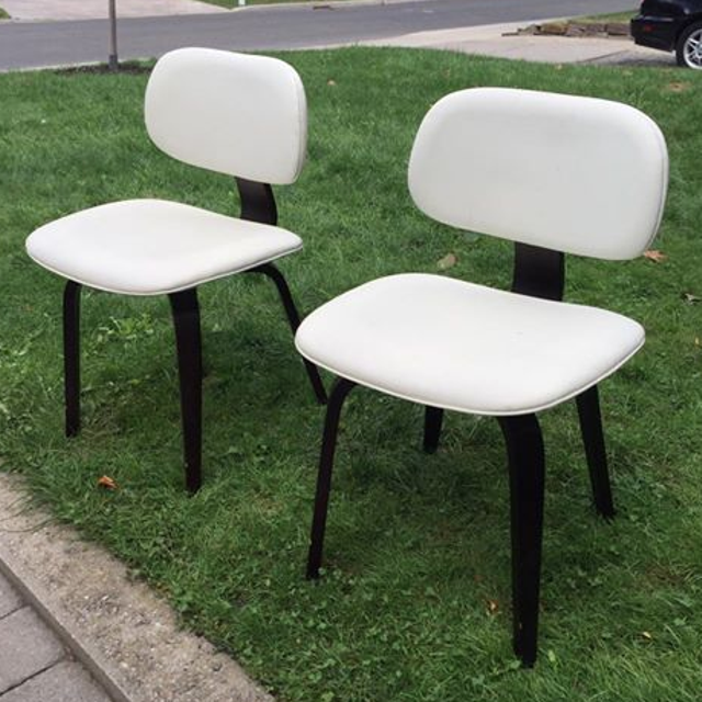 find more two gus thompson chairs for sale at up to 90 off