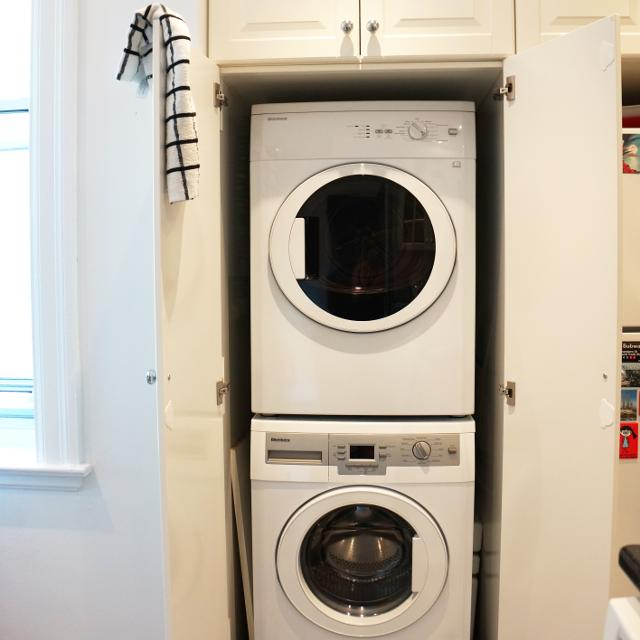 Find more Bloomberg Washer Dryer Stackable Apartment Size for sale ...