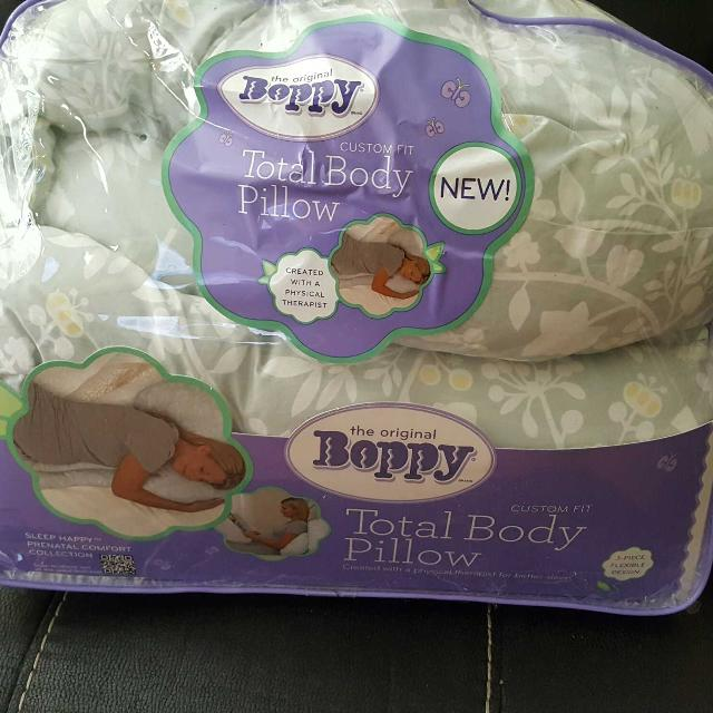 Best Boppy Pregnancy Pillows Never Used In Original Packaging For