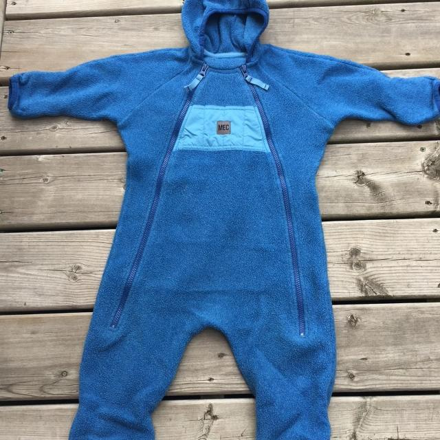 e71e9d78e101 Find more Mec Ursus Bunting Suit (18 Months) for sale at up to 90% off