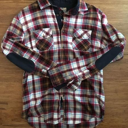 Used, Zara Men's Plaid button up. 10$. for sale  Canada