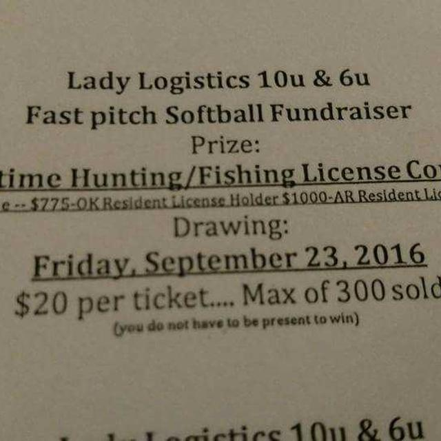 best lifetime hunting and fishing license for sale in fort smith